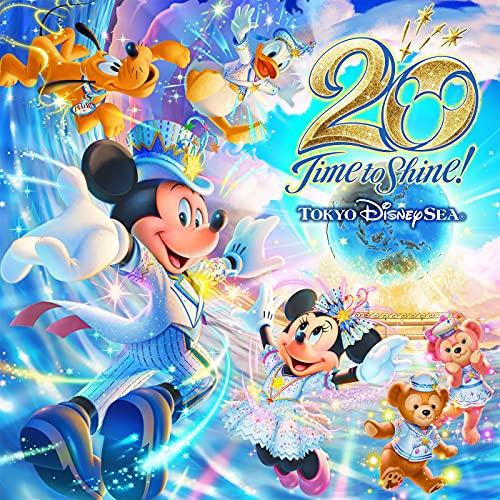 """東京ディズニーシー20周年""""タイム・トゥ・シャイン!""""ミュージック・アルバム"""