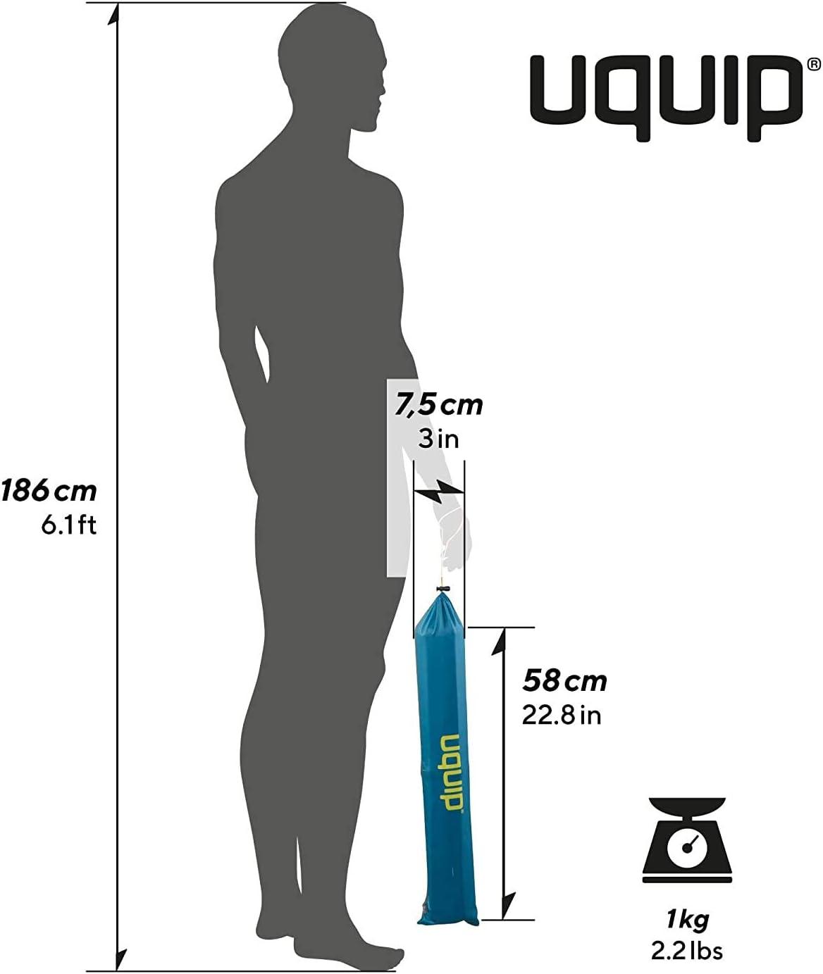 Uquip Liberty - Mesa Plegable con Carga hasta 30 kg - Tamaño ...