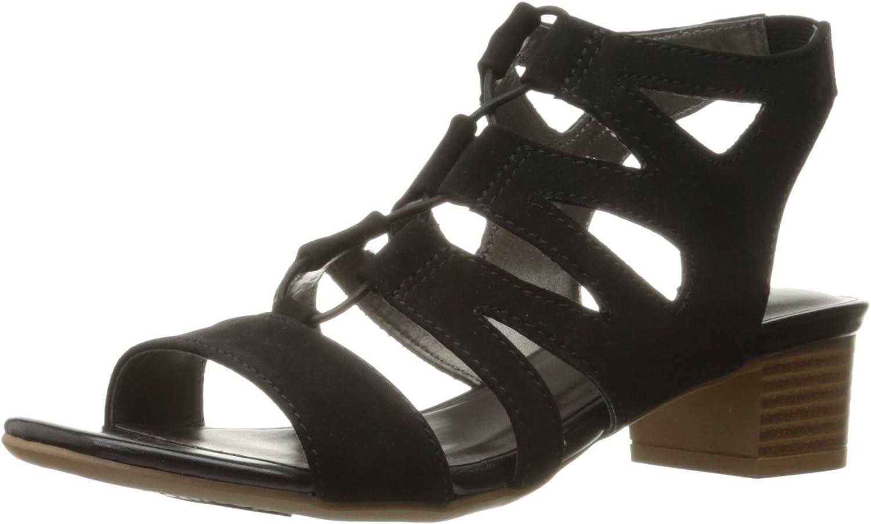 LifeStride Womens Meaning Gladiator Sandal