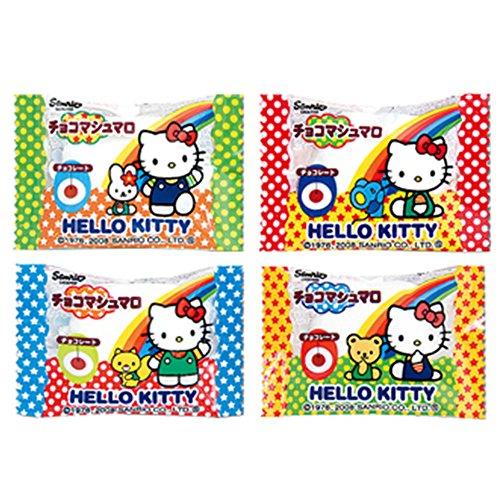 Hello Kitty Cho-co-late Marshmallow 30 pcs Box Eiwa Japanese Candy Ninjapo