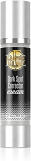Dark Spot Corrector Cream- Visibly Fades & Reduces Skin Discoloration from Dark Spots, Sun Spots, Age Spots, Acne Scars, Brown Spots, & Freckles. Hydroquinone Free, No Harsh Chemicals for Face & Body