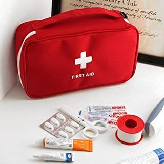 Medical Bag Emergency Survival First Aid Kit Treatment Outdoor Home Rescue New