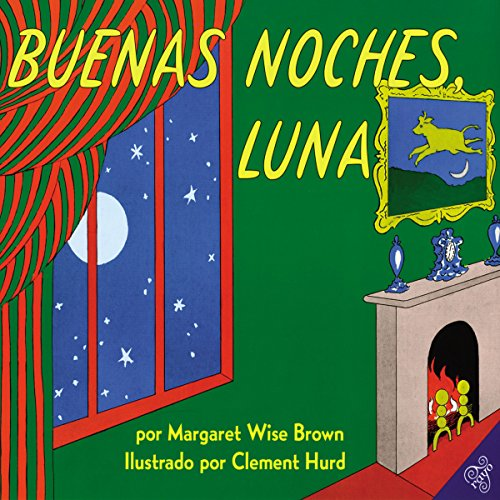 Buenas Noches, Luna [Goodnight Moon] audiobook cover art