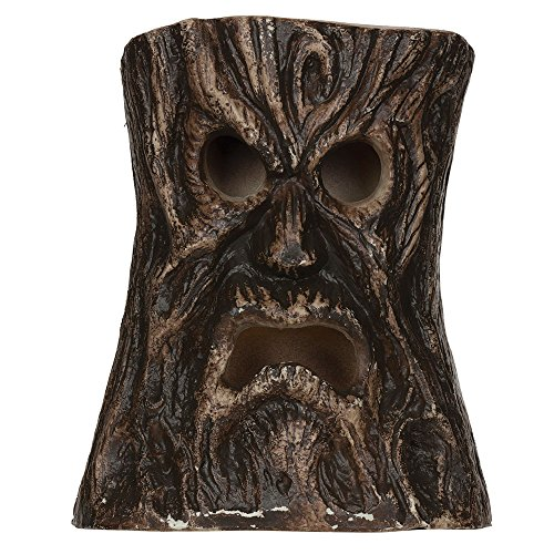 HALLOWEEN DECORATION HAUNTED TREE LIGHT UP FANCY DRESS PARTY ACCESSORY