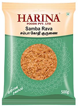 Harina Samba Rava 500g