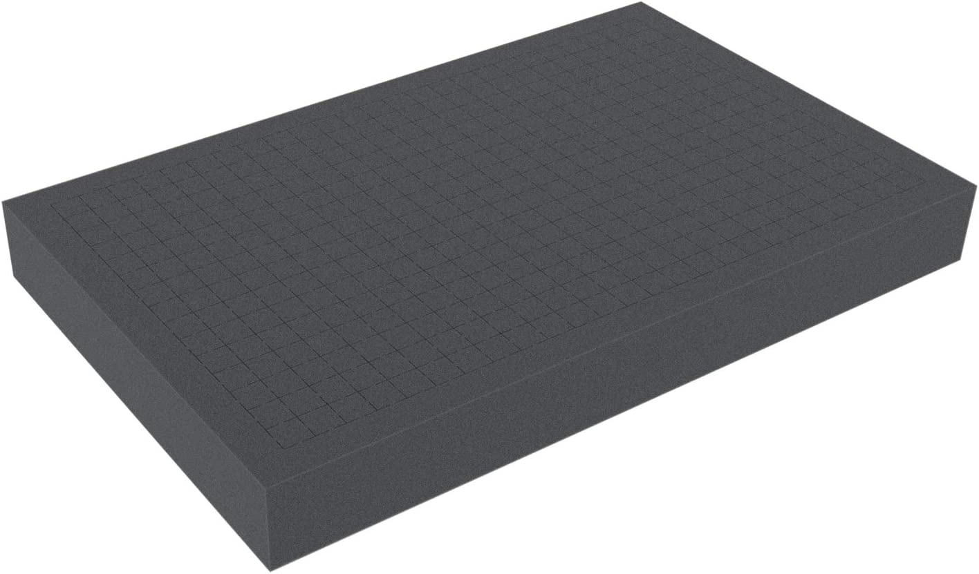 Feldherr DS060R 60 mm (2,4 Inch) Figure Foam Tray Double-Size Raster