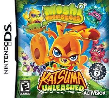 moshi monsters katsuma unleashed