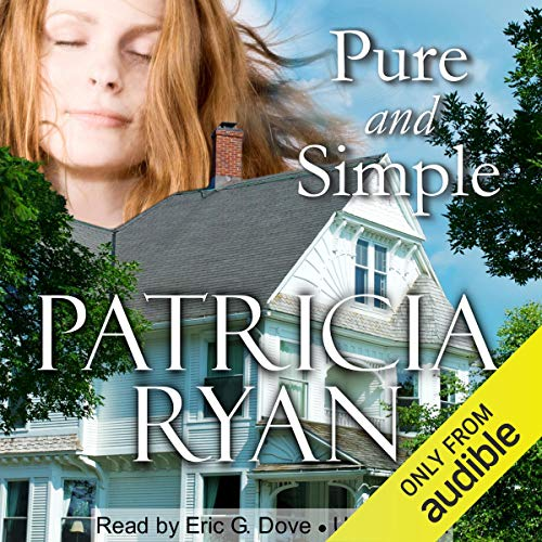 Pure and Simple audiobook cover art