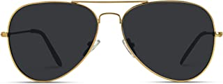 Premium Classic Fashion Design Polarized Lens Aviator Sunglasses