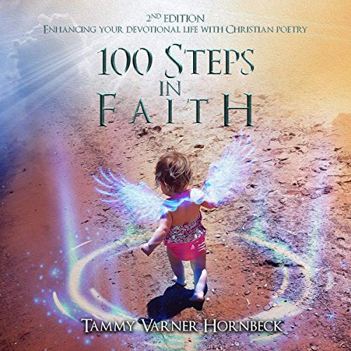 100 Steps in Faith: Revised 2nd Edition cover art