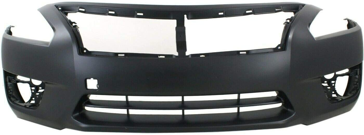 Max 62% OFF ZDK Primered Front Bumper Cover B Advance Fascia Compatible Industry No. 1 with