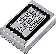 Blesiya Toegangssysteem Codeslot RFID Deuropener Toegangscontrole met 2000 Gebruikers