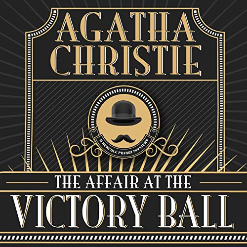 The Affair at the Victory Ball audiobook cover art