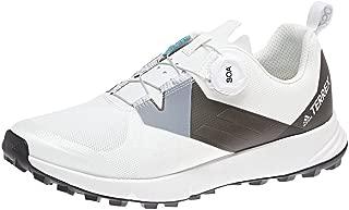 adidas Sport Performance Men's Terrex Two Boa Sneakers, White, 13 M