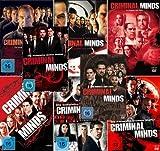 Criminal Minds Staffeln 1-8 (46 DVDs)
