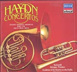 Haydn / Tuckwell - Stringer - Preston - Academy Of St. Martin-in-the-Fields - Marriner ?? Haydn Concertos - Trumpet Horn Organ Vinyl LP -