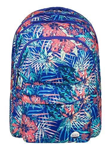Roxy Mochila Casual de Primavera Verano 2058, 40 cm, 24 L, Azul Real más allá del Amor