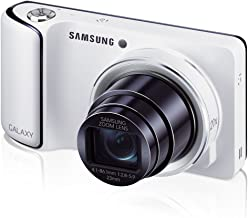 Samsung Galaxy Camera with Android Jelly Bean v4.1.2 OS, 16.3MP CMOS with 21x Optical  Zoom and 4.8