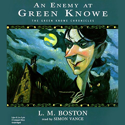 An Enemy at Green Knowe audiobook cover art