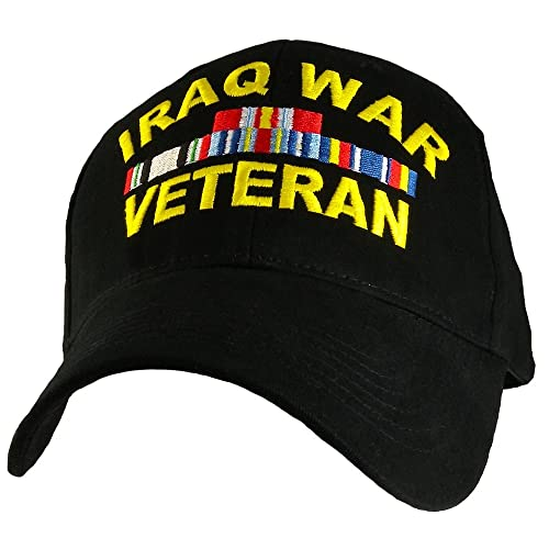 9db4d70a Iraq War Veteran Hat Military Caps for Men Women Military Collectibles Gifts