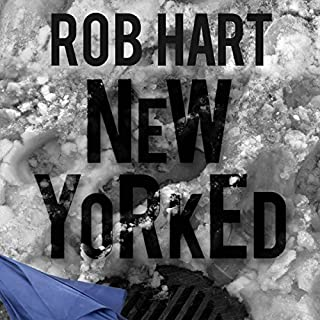 New Yorked audiobook cover art