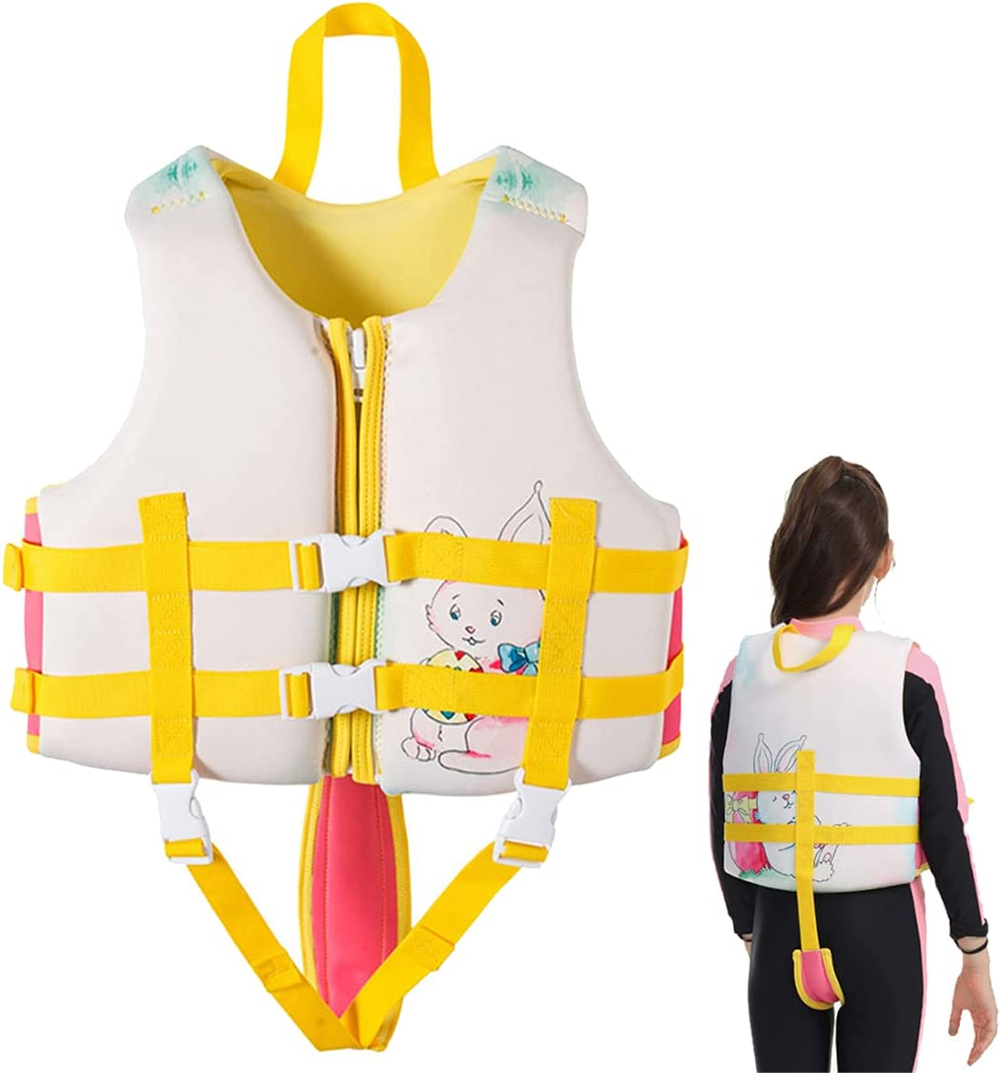 HWZZ Baby Kids Super sale period limited Swim Vest - Ranking TOP5 Buoyancy Aid Traini Swimming Learning