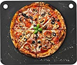 """Primica Pizza Steel Baking Stone for Regular Oven,16"""" x 13.4"""" x ¼"""" Stone Oven or BBQ Grill, Durable and High-Performance Baking Steel, Baking Steel Griddle for Pizza, Bread and other Bakings"""