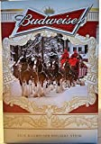 Budweiser Holiday Steins Collectible Holiday...