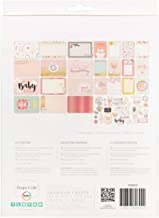 Project Life 380804 Value Kits-Little You-Girl-Pink Foil (130 Piece)
