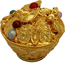 Best chinese gold ingots wealth pots Reviews