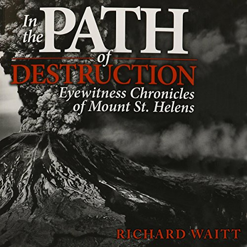 In the Path of Destruction audiobook cover art