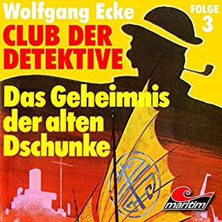 Das Geheimnis der alten Dschunke Titelbild