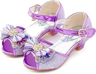Osinnme Toddler Little Big Kid Girls Wedding Sandals