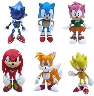 Amazon.es: Sonic - Muñecos y figuras: Juguetes y juegos