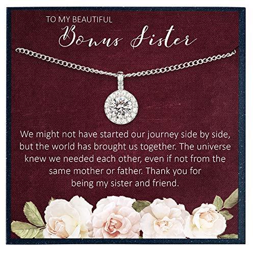 Regalos para hermanas en la ley para mujer, regalo de cumpleaños, regalo de boda, hermana de la novia, regalo de cuñada