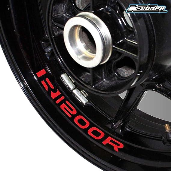 Psler Motorrad Reifen Reflektierende Aufkleber Felgenaufkleber Für S1000xr Auto