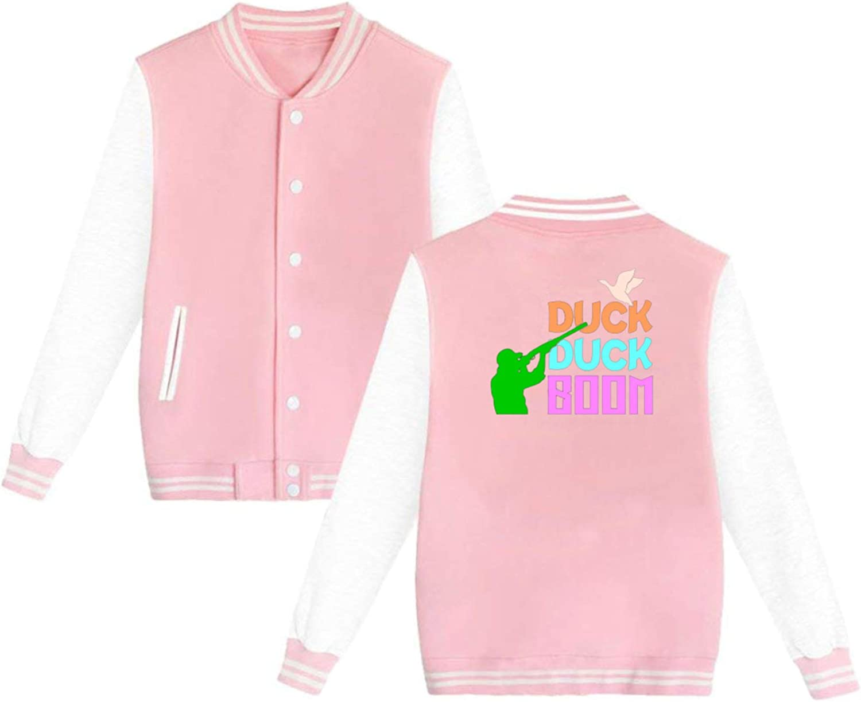 Duck Boom Hunting Warmth Man's Baseball Uniform Jacket Free Shipping Cheap Bargain Gift Sport Coa Max 88% OFF
