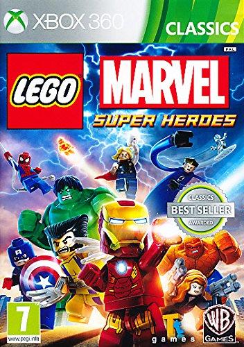 Lego Marvel Super Heroes Xbox 360 [