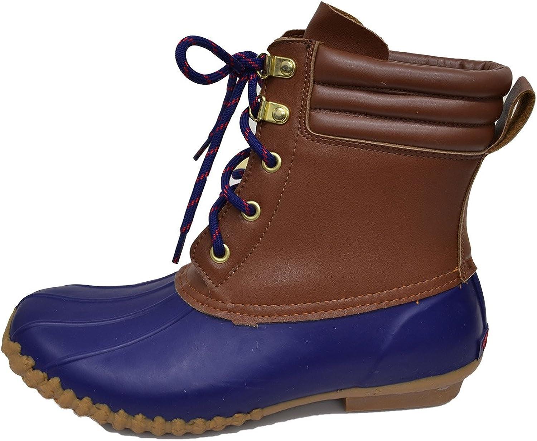 American Living Lyndsey Women Tan Rain Boot