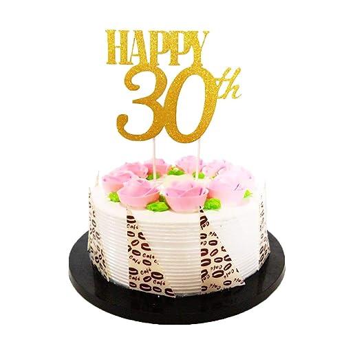 Fine 30Th Birthday Cake Topper Amazon Com Birthday Cards Printable Opercafe Filternl