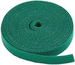 Monoprice Hook & Loop Fastening Tape 5 Yard/roll, 0.75-inch - Green (105833)