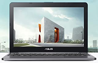 "Notebook Asus Intel Celeron 2GB RAM 32GB SSD Windows 10 Tela 11.6"" – Azul"