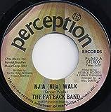 Njia (Nija) Walk (Street Walk) - Fatback Band 7' 45