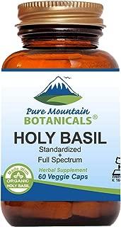 Best holy basil gel caps Reviews