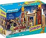 PLAYMOBIL SCOOBY-DOO! 70365 Aventura en Egipto, A Partir de 5 Años