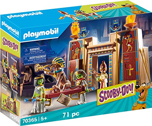 PLAYMOBIL SCOOBY DOO  70365