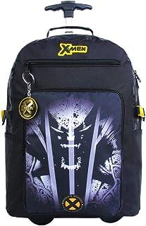 Mala Escolar GL com Rodinhas, DMW Bags, X-Men, 11580