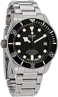 Pelagos LHD Automatic Black Dial Men's Watch 25610TNL-BKSTI