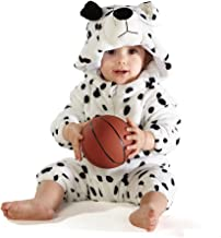M&M SCRUBS Animal Cosplay Outfits Infant Costume Boys Girls Winter Flannel Romper