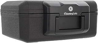 SentrySafe Fireproof Box with Key Lock, 1200
